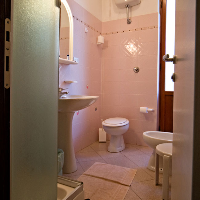Photo bathroom of the single room